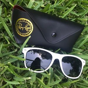 NWOT Ray Ban 100% UV Protection!